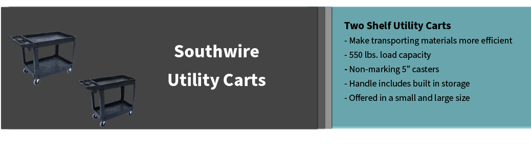 Southwire Utility Carts