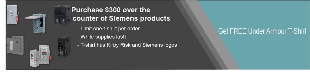 Siemens free t-shirt